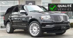 2016 Lincoln Navigator Select AWD (VENDU 16 MARS 2018)