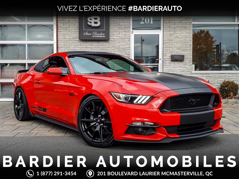 2017 ford mustang gt 5 0 fastback 16225 km vendu 30 oct 2018 bardier automobiles inc. Black Bedroom Furniture Sets. Home Design Ideas