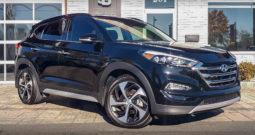 2017 Hyundai Tucson LIMITED AWD (VENDU 27 OCT 2018)
