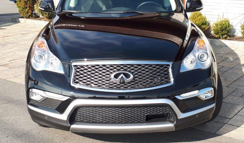 2016 Infiniti QX50 AWD Premium Tech 26975 KM (VENDU 5 FEV 2019) plein