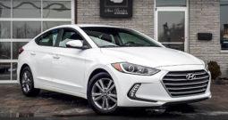2017 Hyundai Elantra SE 25321 KM