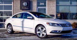2014 Volkswagen CC Sportline **Seulement 14124 KM**