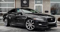 2016 Jaguar XJ R-Sport AWD 21314 km 3.0L Supercharged (VENDU 5 FEV 2019)