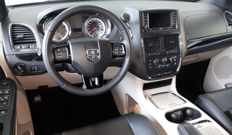 2018 Dodge Grand Caravan SXT Premium Plus 13378 KM (VENDU 15 MARS 2019) plein