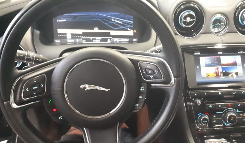 2016 Jaguar XJ R-Sport AWD 21314 km 3.0L Supercharged (VENDU 5 FEV 2019) plein