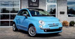 2017 Fiat 500 Lounge 4700 KM Cuir/Toit/Automatique