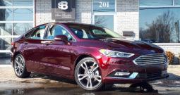 2018 Ford Fusion Titanium AWD 12979 km GPS/Cuir/Toit/SYNC