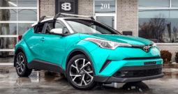 2018 Toyota C-HR XLE (VENDU 11 FÉV 2019)