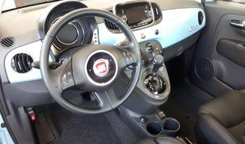 2017 Fiat 500 Lounge 4700 KM Cuir/Toit/Automatique plein