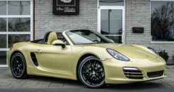 2014 Porsche Boxster 29234 KM (VENDU 29 MARS 2019)