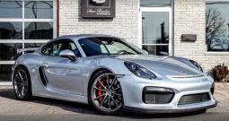 2016 Porsche Cayman GT4 (VENDU 18 AVRIL 2019)