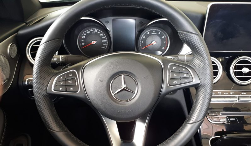 2018 Mercedes-Benz C300 4Matic Cabriolet 10758 KM (VENDU 13 MARS 2019) plein