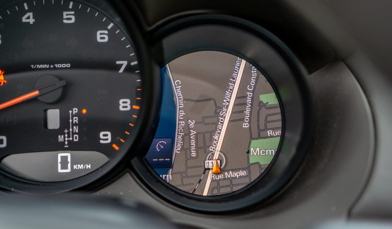 2014 Porsche Boxster 29234 KM (VENDU 29 MARS 2019) plein