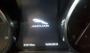2017 Jaguar F-Pace S AWD 19060 KM (VENDU 14 MAI 2019) plein