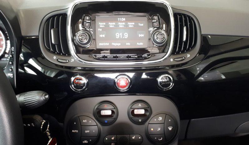 2016 Fiat 500C Convertible Lounge 870 KM *SHOWROOM* plein
