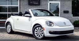 2014 Volkswagen Beetle Convertible Comfortline 24841 KM (VENDU 12 JUILLET 2019)