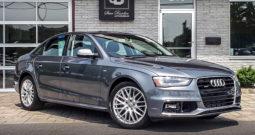 2015 Audi A4 Komfort Plus QUATTRO S-Line 18809 KM (VENDU 19 JUILLET 2019)