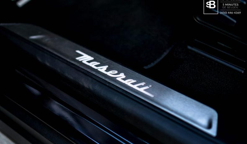 2018 Maserati Levante SQ4 (VENDU LE 14- FÉV- 2020) plein
