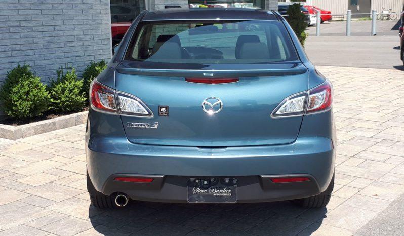 2010 Mazda 3 GX 35602 KM Automatique (VENDU 18 JUILLET 2019) plein