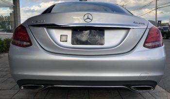 2015 Mercedes-Benz C300 4Matic Avantgarde 23853 KM (VENDU 26 AOÛT 2019) plein