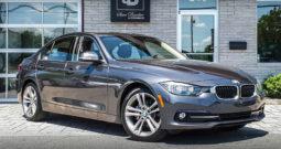 2016 BMW 320xi X-Drive Sport Line (VENDU 18 NOV 2019)