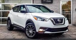 2018 Nissan Kicks SR 6779 KM *Cuir · Bose · Caméra* (VENDU 7 NOV 2019)