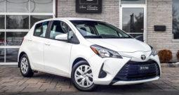 2019 Toyota Yaris LE 18683 KM *Automatique · Air Climatisé · Caméra*