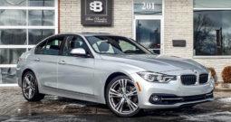 2016 BMW 328i xDrive 46730 KM *GPS · Cuir · Caméra*
