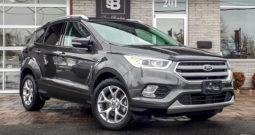 2017 Ford Escape Titanium 4WD 27250 KM (VENDU 12 DÉC 2019)