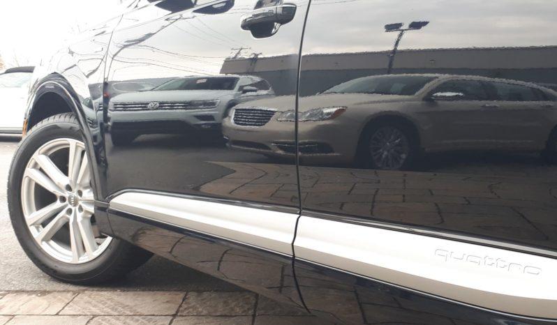 2017 Audi Q7 3.0T Technik S-Line (VENDU 9 JAN 2020) plein