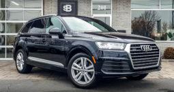 2017 Audi Q7 3.0T Technik S-Line Quattro Luxury PKG 8sp Tiptronic