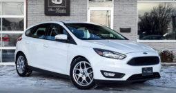 2015 Ford Focus SE Sport 14597 KM *Volant & Sièges Chauffants · GPS · SONY*