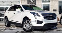 2017 Cadillac XT5 AWD Luxury 51319 KM *Cuir · Toit · Leds · Hayon électrique*