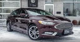 2017 Ford Fusion SE 33440 KM *Air Climatisé · Clé Intelligente*