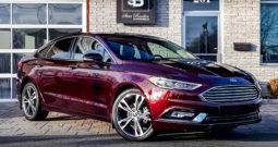 2018 Ford Fusion Titanium AWD 21000 KM (VENDU 3 JAN 2020)