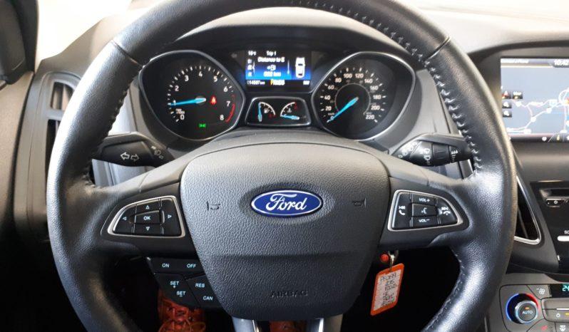 2015 Ford Focus SE Sport 14597 KM *Volant & Sièges Chauffants · GPS · SONY* plein