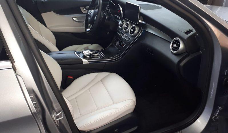 2016 Mercedes-Benz C300 4Matic 42761 KM *GPS · Cuir · Toit · Leds · Blis* plein