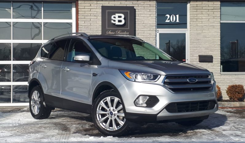 2017 Ford Escape Titanium (VENDU LE 31 JAN 2020) plein