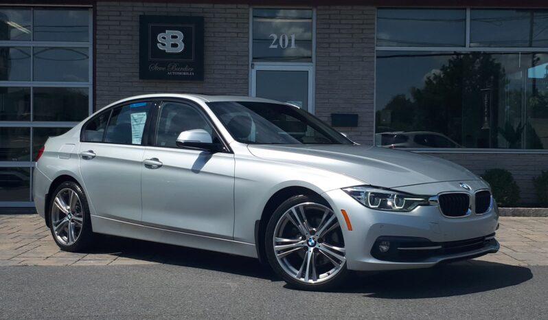 2016 BMW 328i xDrive 48352 KM *Sport Pkg · Nav · Toit · Cuir · Roue 19p* plein