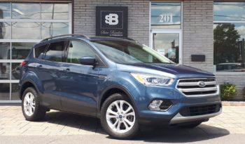 2018 Ford Escape SEL AWD 17666 KM (VENDU 15 JUILLET 2020) plein