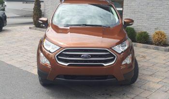 2019 Ford Ecosport SE FWD 3245 KM plein