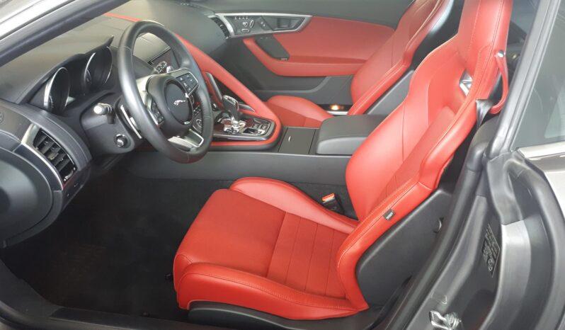 2018 JAGUAR F-TYPE Coupe Sport 296HP 11389 KM plein