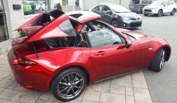 2019 Mazda MX-5 RF GT 4669 KM (VENDU 30 JUIN 2020) plein