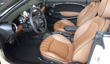 2012 Mini Cooper Roadster S 7830 KM (VENDU 1 SEPT 2020) plein