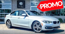 2016 BMW 328i xDrive 48352 KM *Sport Pkg · Nav · Toit · Cuir · Roue 19p*