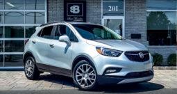 2018 Buick Encore Sport Tourisme 28035 KM (VENDU 21 JUILLET 2020)
