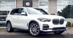 2019 BMW X5 xDrive40i 24734 KM *Toit · xLine Pkg · 20″ · Hitch (VENDU 24 FÉV 2021)