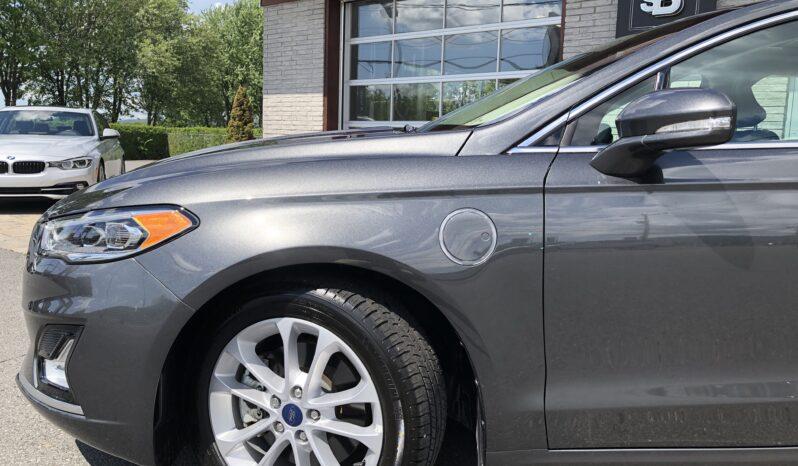 2019 Ford Fusion ENERGY Plug-In 8899 KM plein