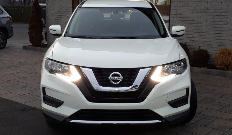 2017 Nissan Rogue S 43310 KM (VENDU 28 NOV 2020) plein