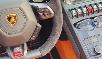 2016 Lamborghini Huracan LP610-4 Spyder 7838 KM plein